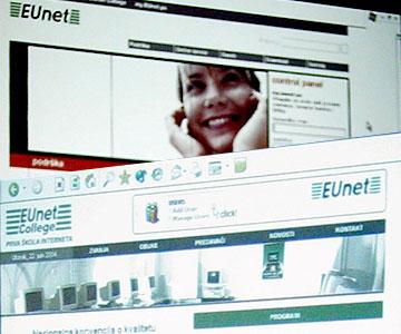 Kompanijski i korisnički sajtovi