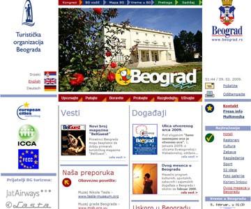 Internet sajt www.tob.rs