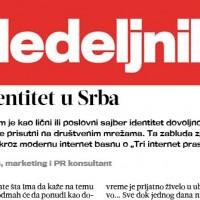 Sajber identitet u Srba
