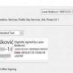 Elektronski sertifikati i elektronski potpisi