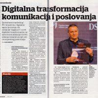 Digitalna transformacija komunikacija i poslovanja