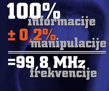 100% informacije…